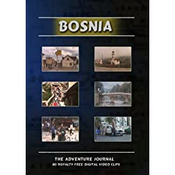 Bosnia Royalty Free Stock Footage