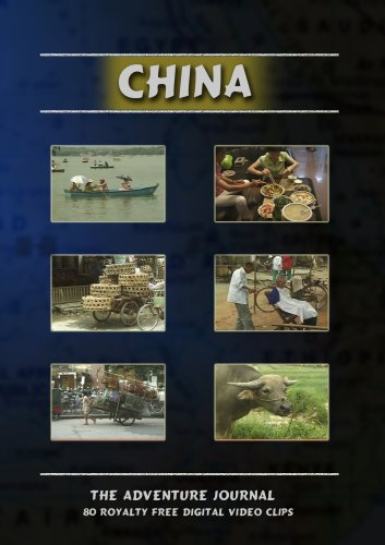 China Royalty Free Stock Footage