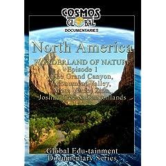 Cosmos Global Documentaries  NORTH AMERICA Wonderland Of Nature part - 1