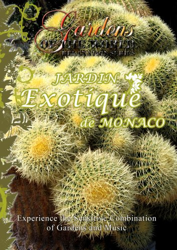 Gardens of the World  JARDIN EXOTIQUE DE MONACO