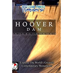 Modern Times Wonders  HOOVER DAM & LAKE MEAD Nevada