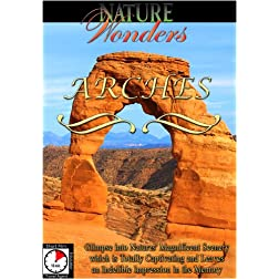 Nature Wonders  ARCHES U.S.A.