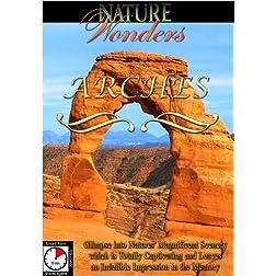 Nature Wonders  ARCHES U.S.A.