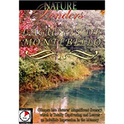 Nature Wonders  LAGUNAS DE MONTEBELLO Mexico