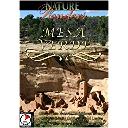 Nature Wonders  MESA VERDE U.S.A.