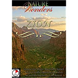 Nature Wonders  ZION U.S.A.