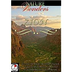 Nature Wonders  ZION U.S.A.