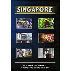 Singapore Royalty Free Stock Footage