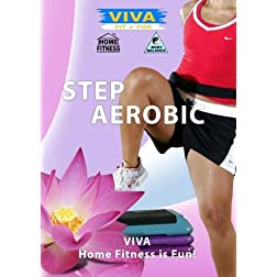 Viva  STEP AEROBIC General Fitness And Trim Legs