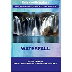 Relax With Nature  Waterfall (PAL)
