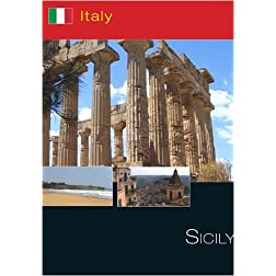 Italy Sicily-South Taormina-Syracusa-Agrigento-Enna-Etna