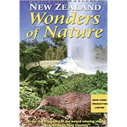 New Zealand Wonders of Nature