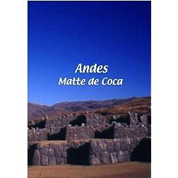 Andes  Andes: Matte de Coca