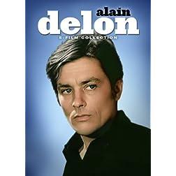Alain Delon - Five Film Collection (The Widow Couderc / Diabolically Yours / La Piscine / Le Gitan / Notre Histoire)