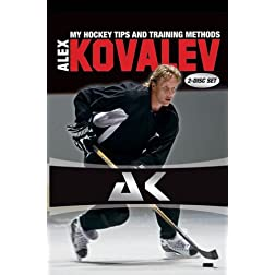 Alex Kovalev - My Training Methods