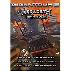 Gigantour, Vol. 2