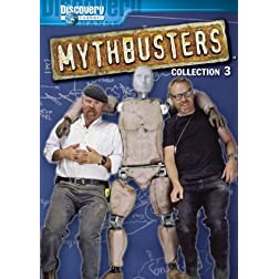 Mythbusters - Collection 3