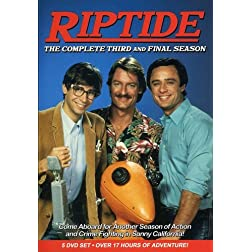 Riptide (The Complete Third And Final Season)