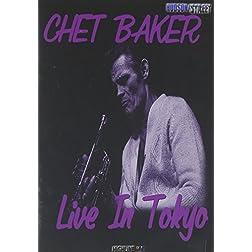 Chet Baker Live in Tokyo