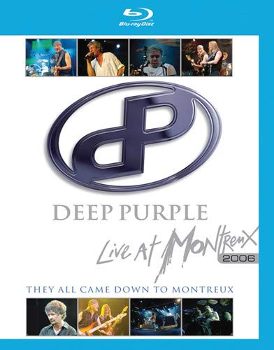 They All Came Down to Montreux [Blu-ray]
