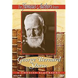 Famous Authors: George Bernard Shaw