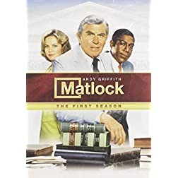 Matlock - The First Season