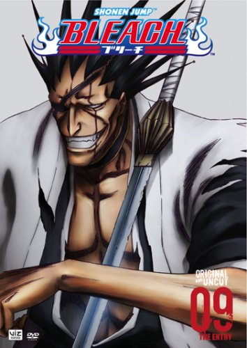 Bleach, Volume 9: The Entry (Episodes 33-36)