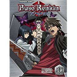 Buso Renkin Box Set 1