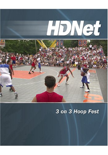 3 on 3 Hoop Fest [HD DVD]