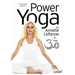 Power Yoga by Annette Lefterow level 1 (NTSC)