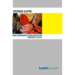Young Love (@ Bowery Ballroom)