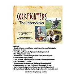 COCKFIGHTERS: SPECIAL EDITION (Institutional Version)