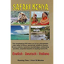 Africa Travel Guides: Safari Kenya
