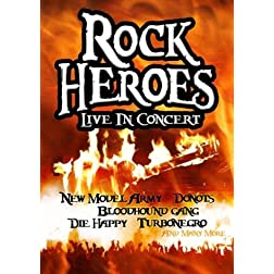 Rock Heroes Live in Concert