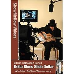 Guitar Instruction Series, Play Delta Blues Slide Guitar, Show Me How Videos