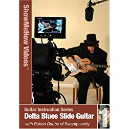 Guitar Instruction Series, Play Delta Blues Slide Guitar, Show Me How Videos