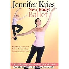 Jennifer Kries: New Body Ballet