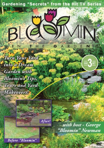 Bloomin in the Garden - Get the Most Out of you Garden 3-Disc set
