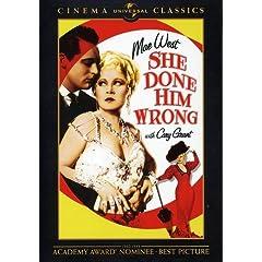 She Done Him Wrong (Universal Cinema Classics)