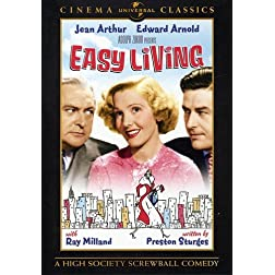 Easy Living (Universal Cinema Classics)