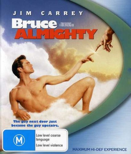 Bruce Almighty (All Region) [Blu-ray]
