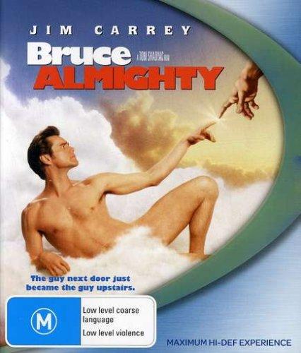 Bruce Almighty (All Region) [Blu-ray]