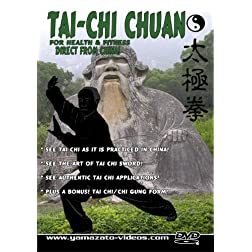 Tai Chi Chuan For Health & Fitness