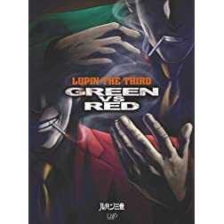 Lupin the Third Green Vs Red