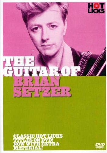 Brian Setzer: The Guitar of Brian Setzer