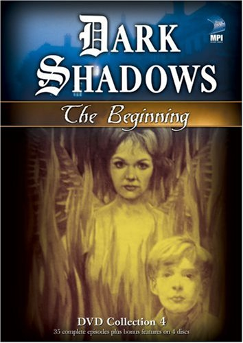 Dark Shadows: The Beginnings Collection 4