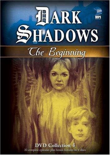 Dark Shadows: The Beginnings Collection 4