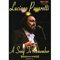 Luciano Pavarotti: A Song to Remember