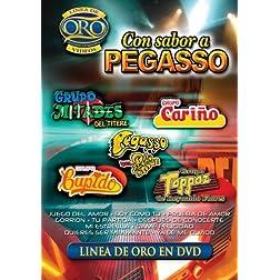 Linea de Oro en DVD: Con Sabor a Pegasso