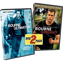 The Bourne Ultimatum/The Bourne Supremacy